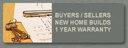 buyers, sellers, and new home builds with a one-year warranty